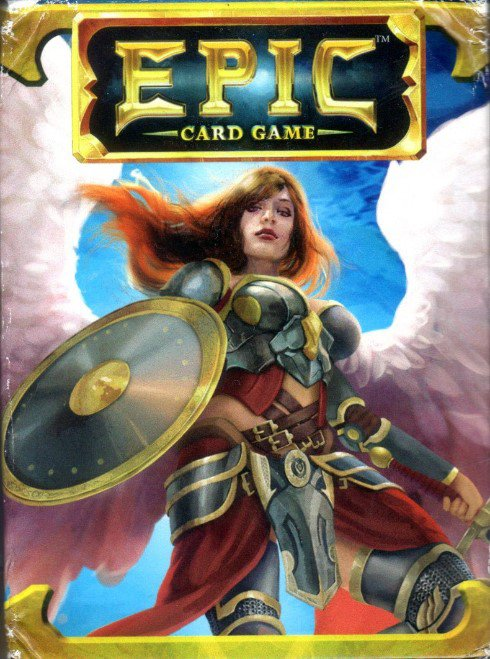 Epic Card Game Review