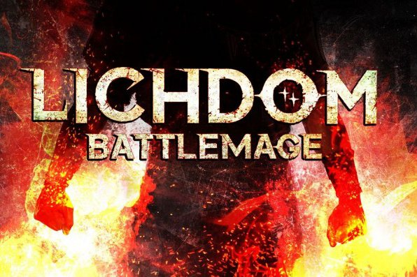 Lichdom Battlemage cover art 0