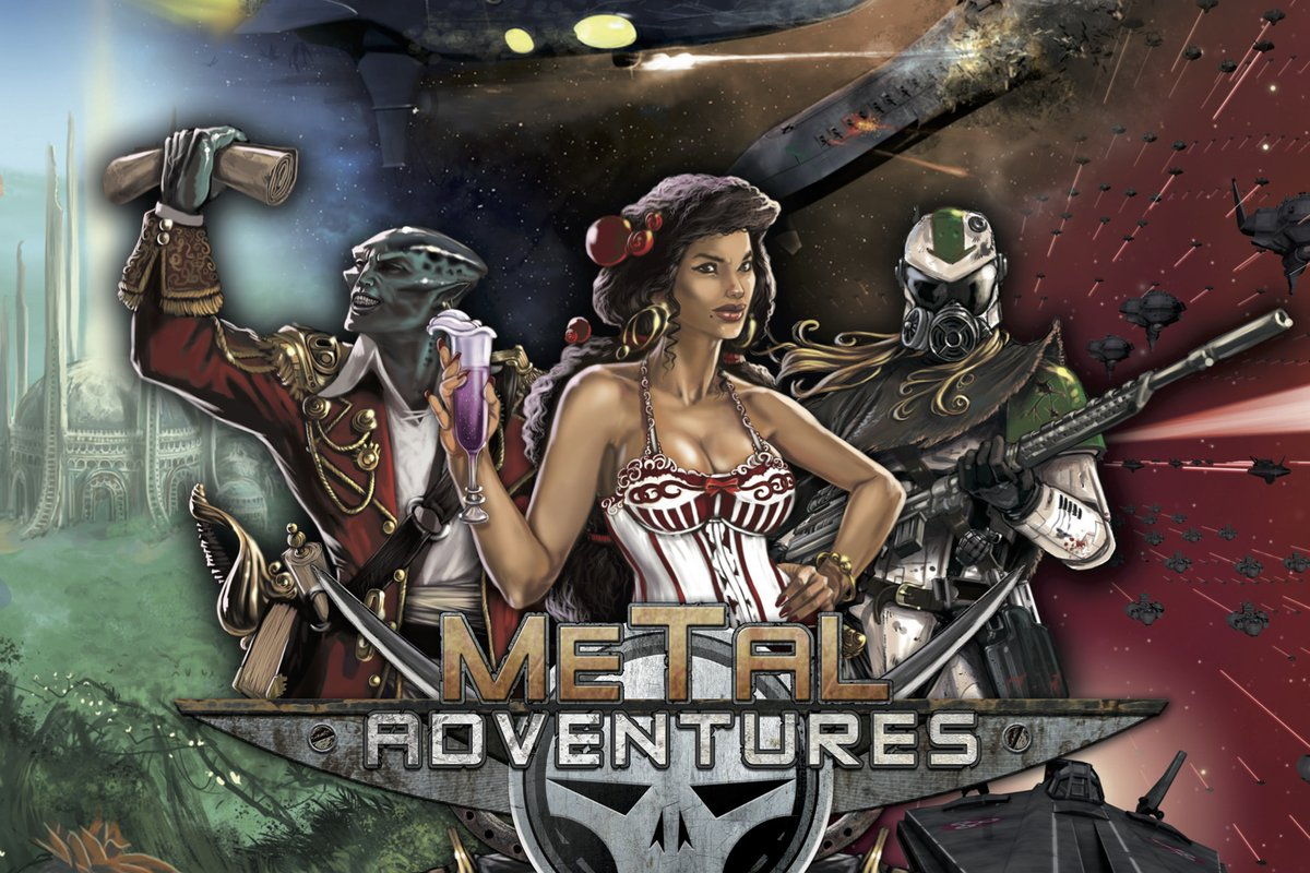 Metal Adventures Game Review