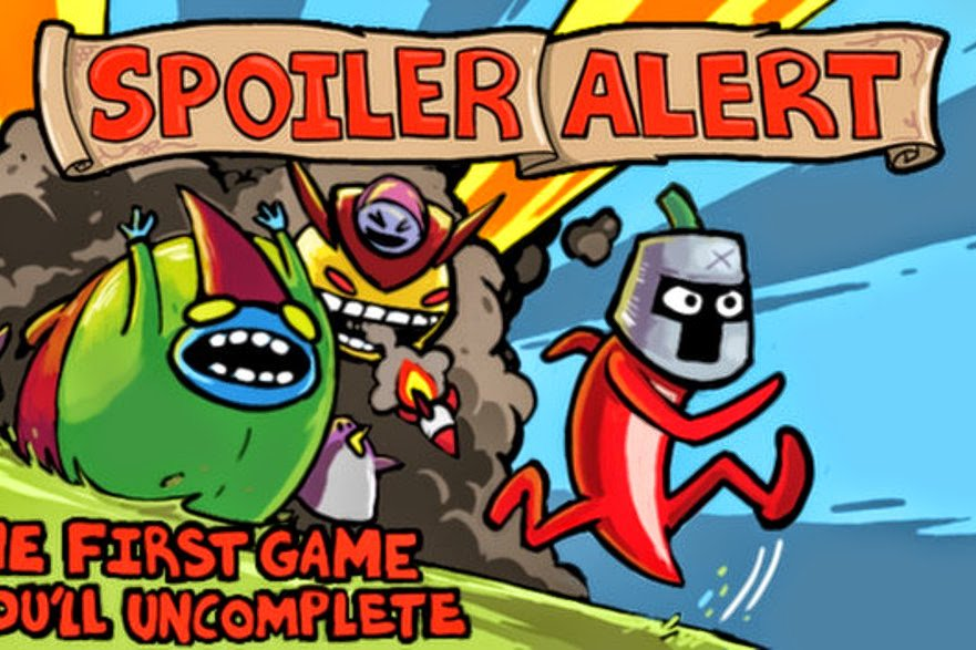 Spoiler Alert is Out on Amazon for Android