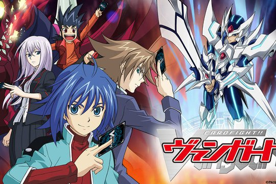Sprites and Dice Cardfight Vanguard