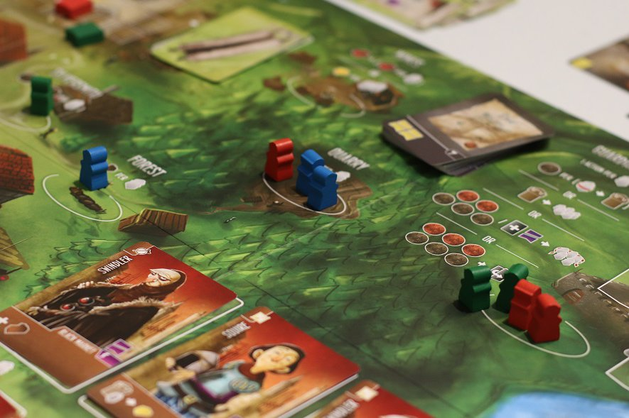 architects of the west kingdom board game review