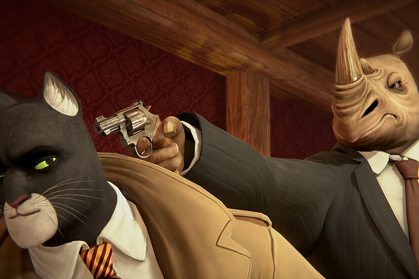 blacksad under the skin video game