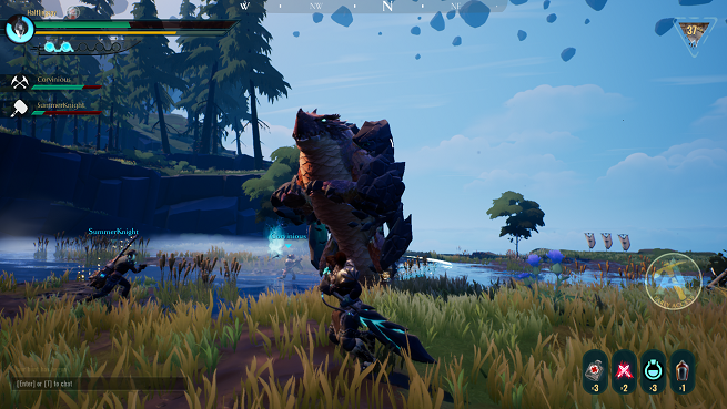 dauntless skarn 3