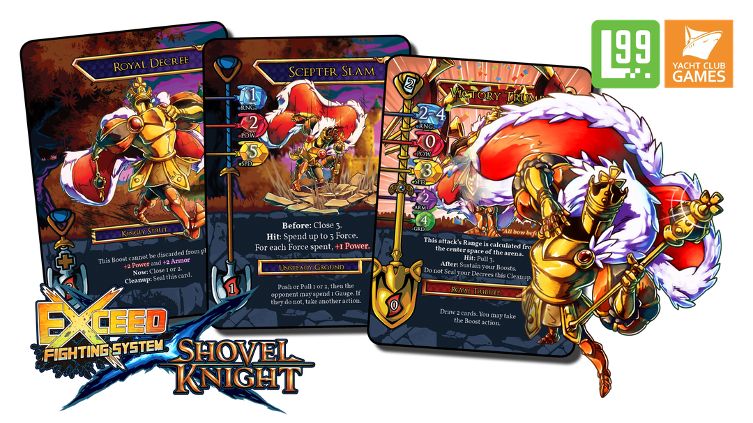 exceed king knight review