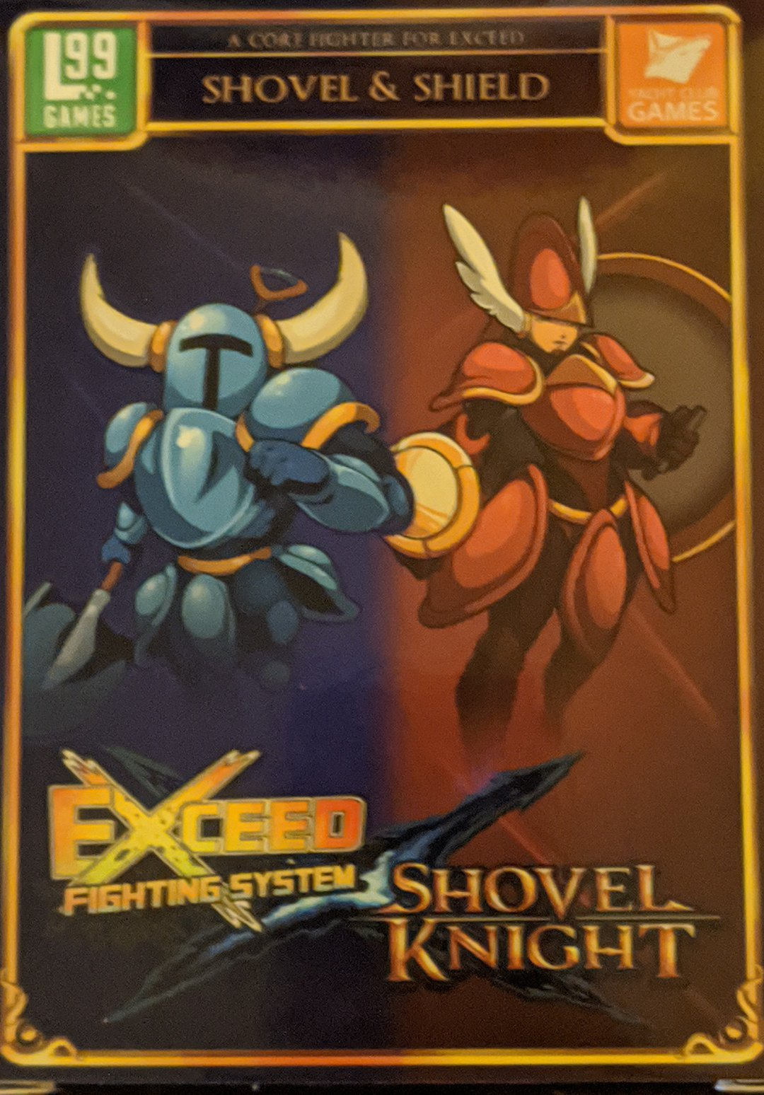 exceed shovel and shield
