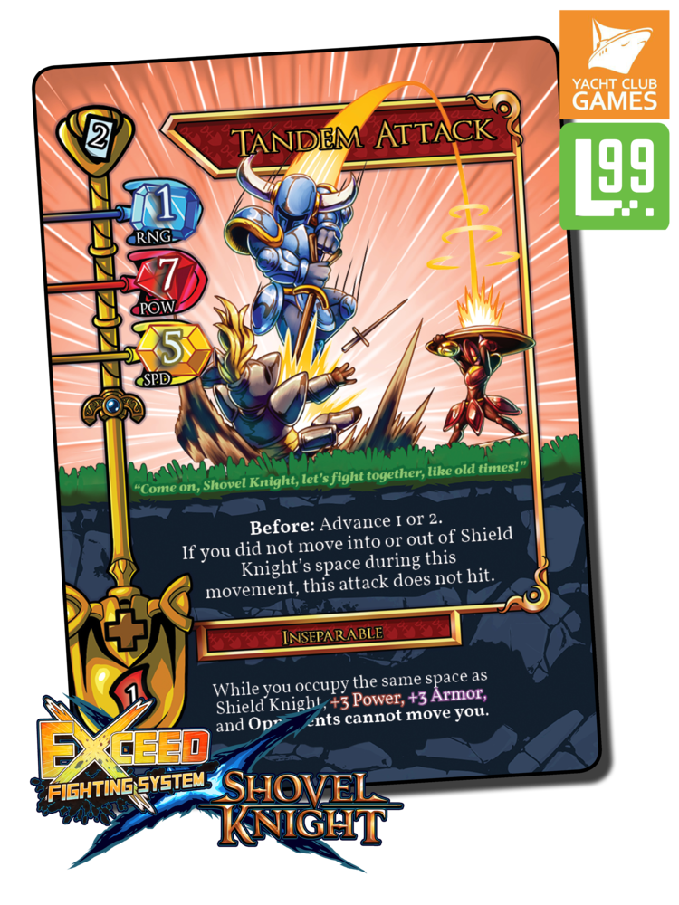 exceed shovel knight tandem