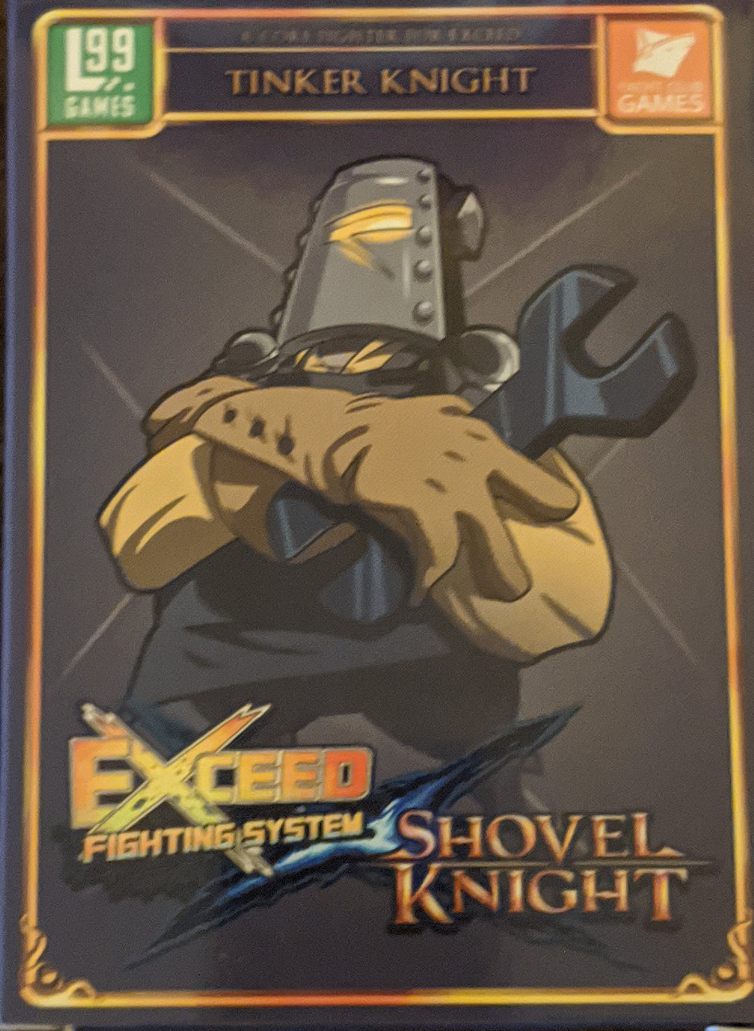 exceed shovel knight tinker
