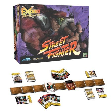 exceed street fighter