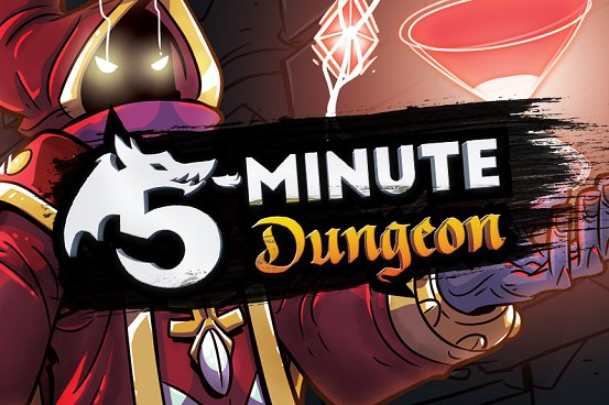 five minute dungeon review
