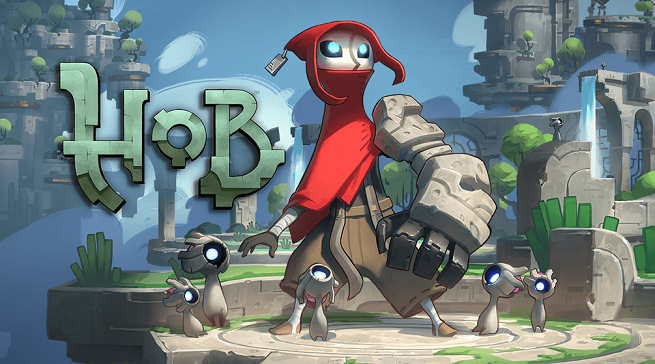 hob video game preview art