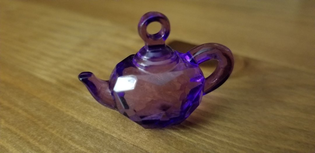 humble tea party teapot