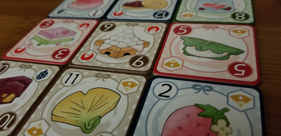 humble tea party tiles