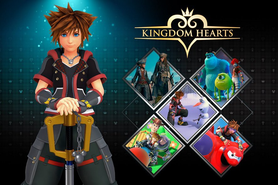 kingdom hearts 3 bad review