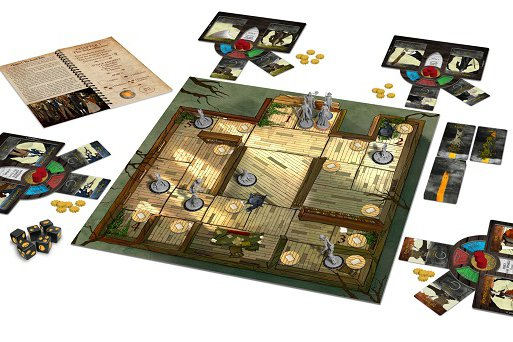 legends of sleepy hollow kickstarter 3