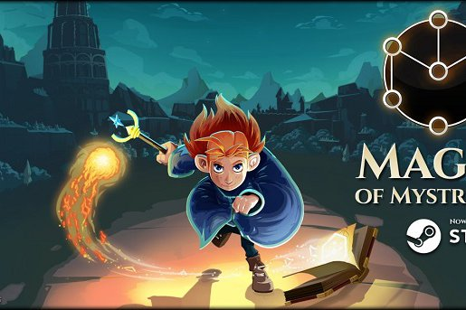 mages of mystralia review title