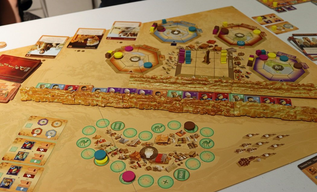 passing through petra board game review