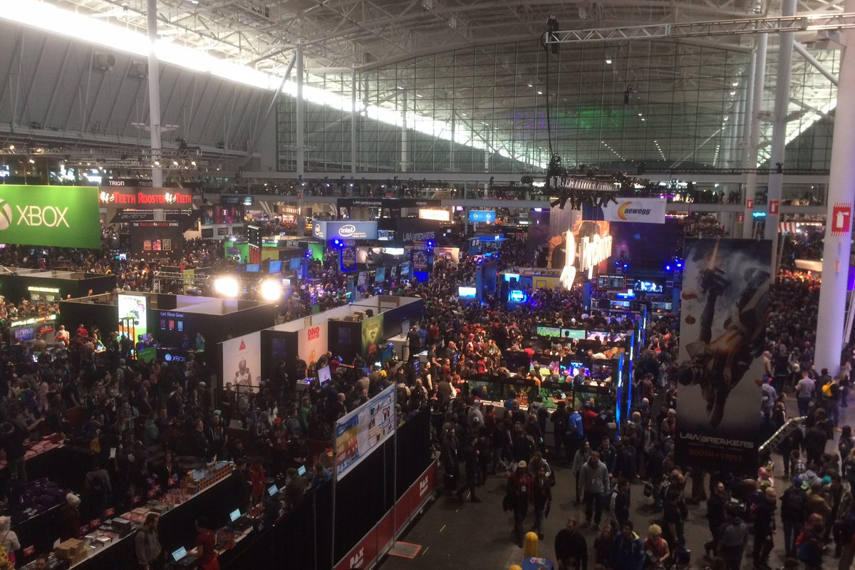 pax east 2017 day 2
