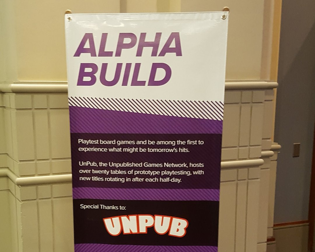 pax unplugged alpha build