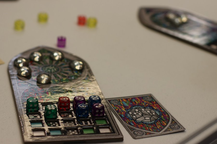 sagrada board game review