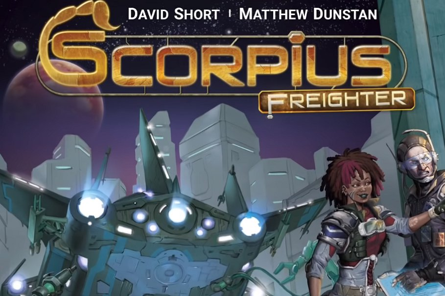 scorpius freighter review