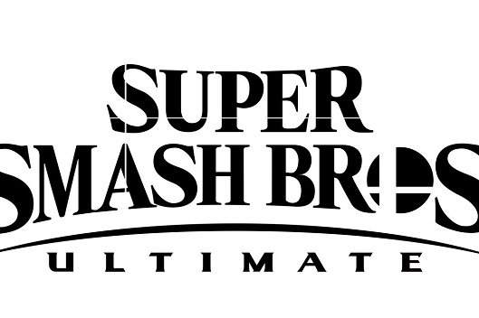 smash bros ultimate logo 2