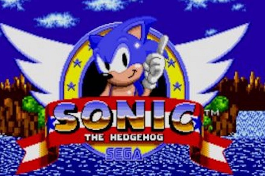 sonic the hedgehog nostalgia