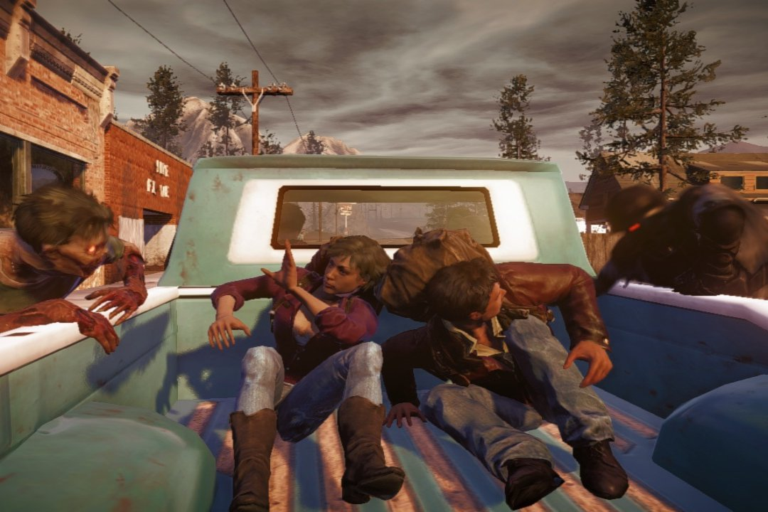 state of decay review screenshot