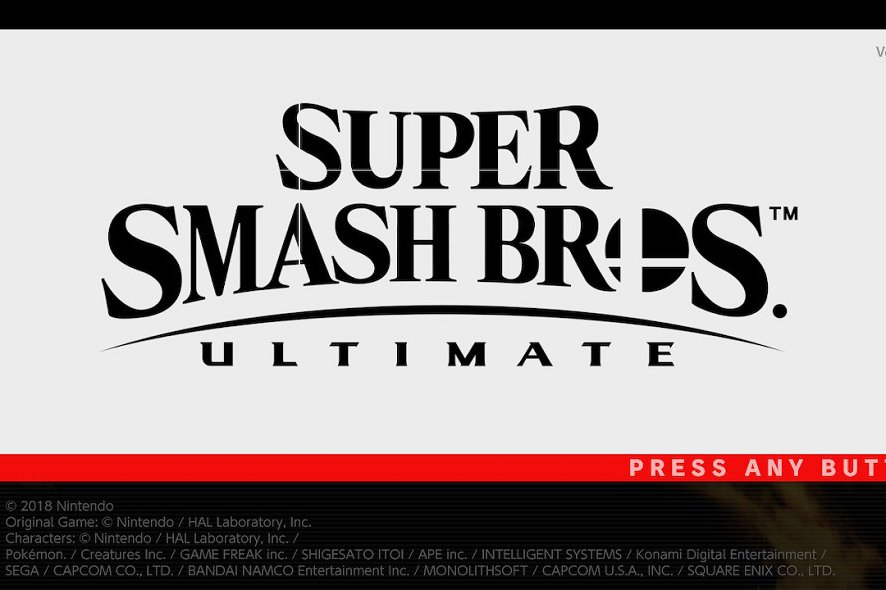 super smash brothers ultimate article