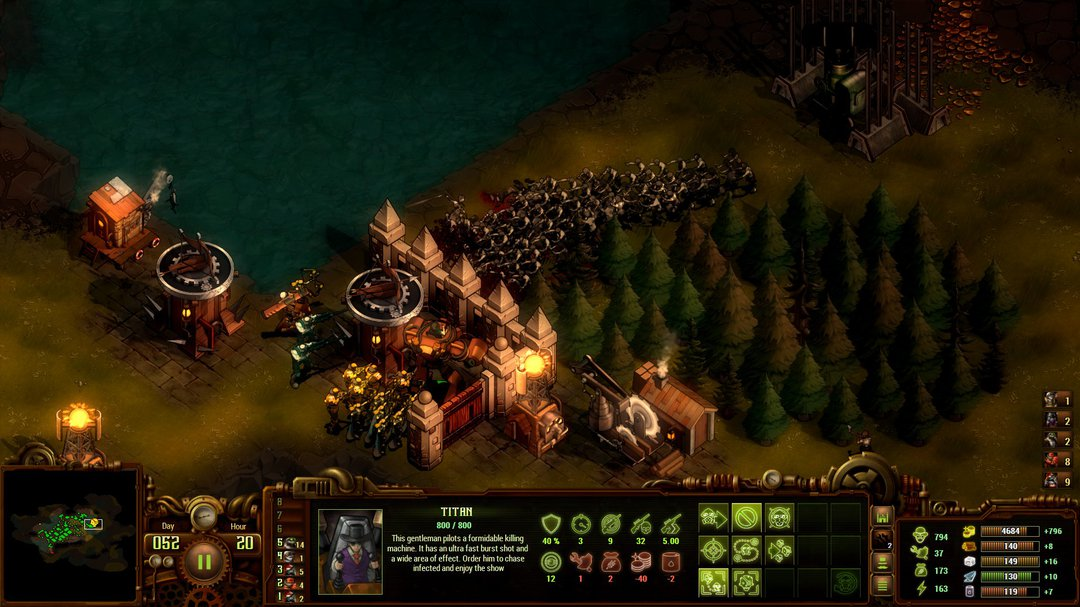 they are billions gameplay