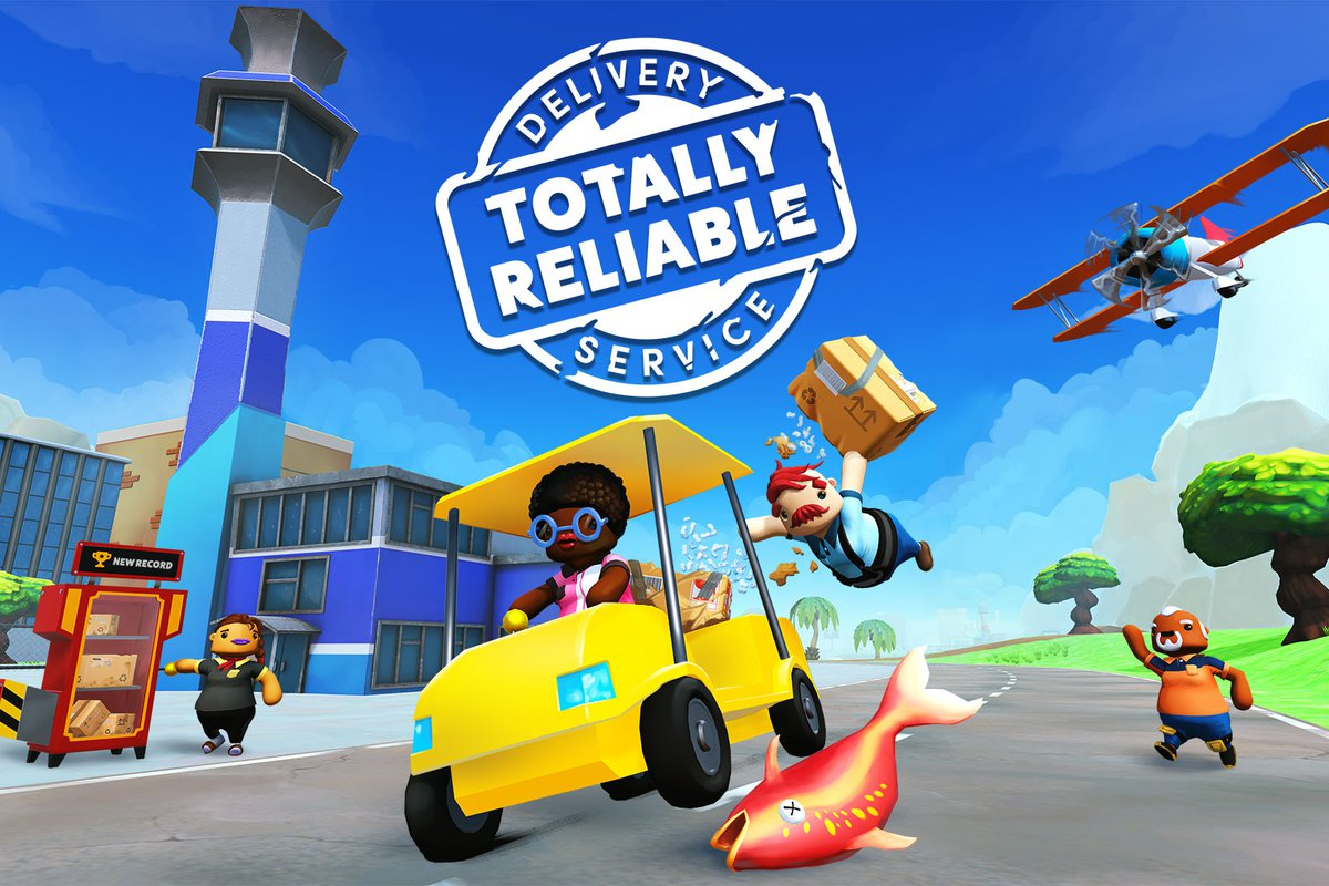 totally reliable delivery service header