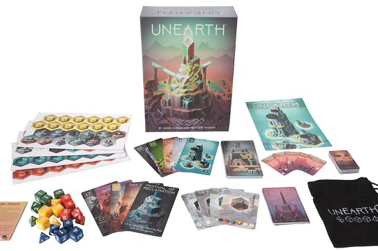 unearth review