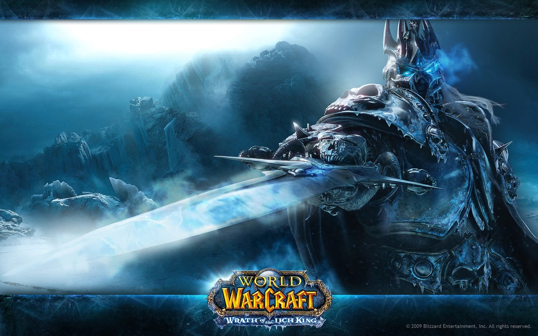 wrath of the lich king great story